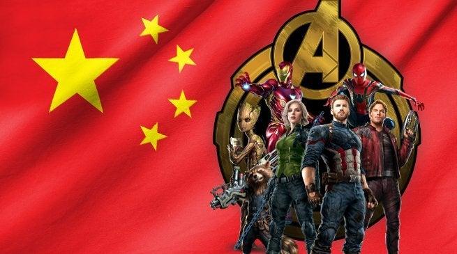 Avengers Infinity War Box Office China 2 Billion