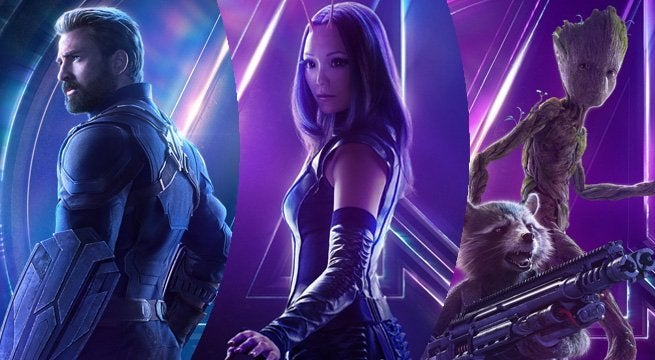 Avengers-Infinity-War-Character-Posters-Cap-Mantis-Rocket