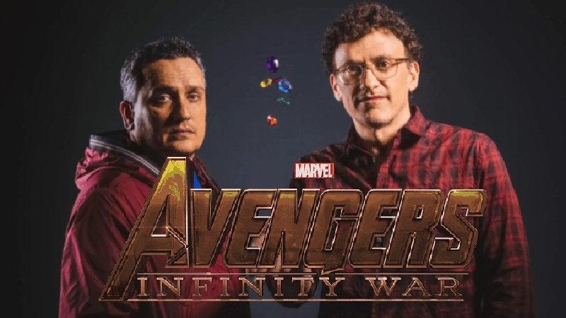 Avengers Infinity War Directors Russo Bros