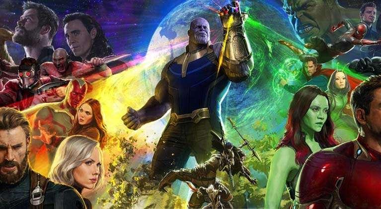 avengers infinity war first poster plot clues