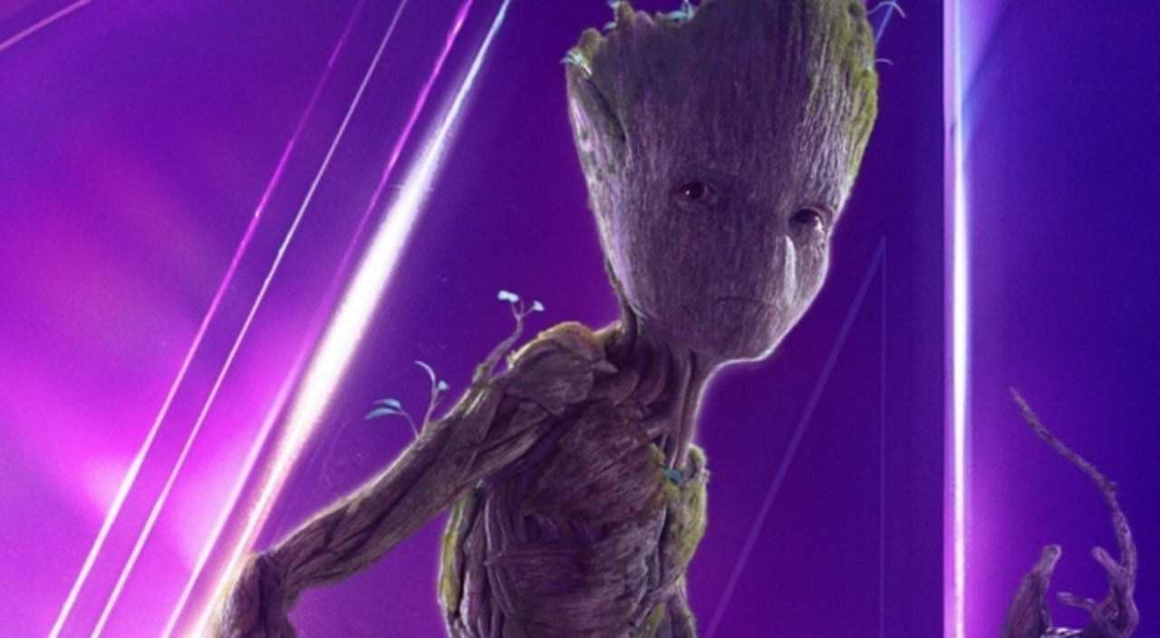 Marvel Fan Spots Something New About Groot's Appearance in 'Avengers: Endgame' Poster