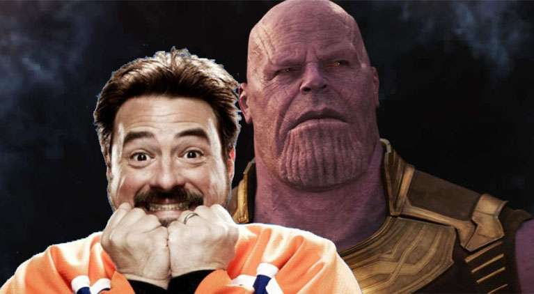 avengers infinity war kevin smith review