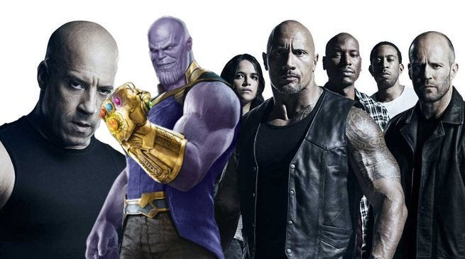 Avengers Infinity War Passes Fate of the Furious on Global Box Office