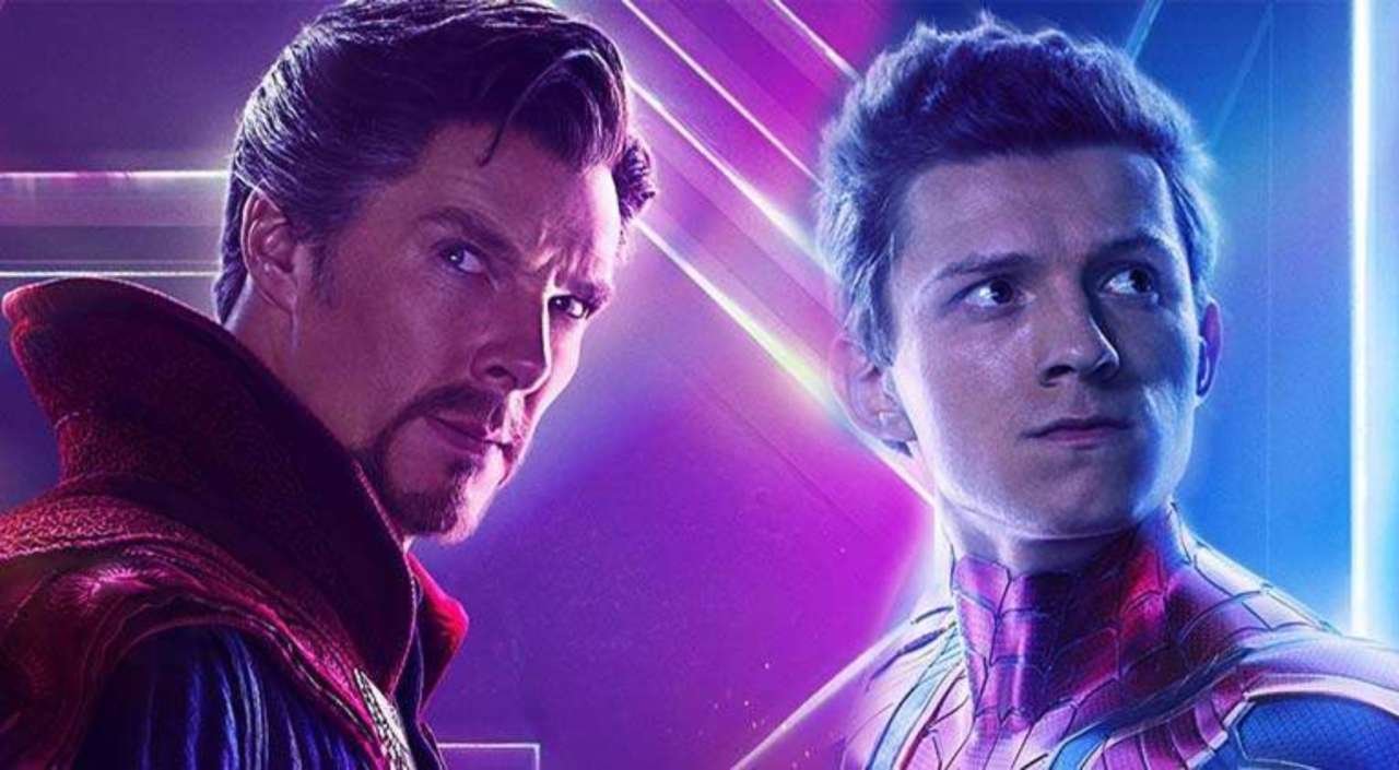 watch a supercut of benedict cumberbatch stopping tom holland's