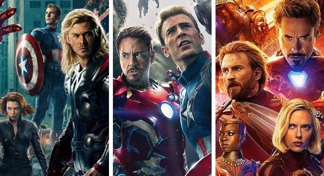 avengers trilogy