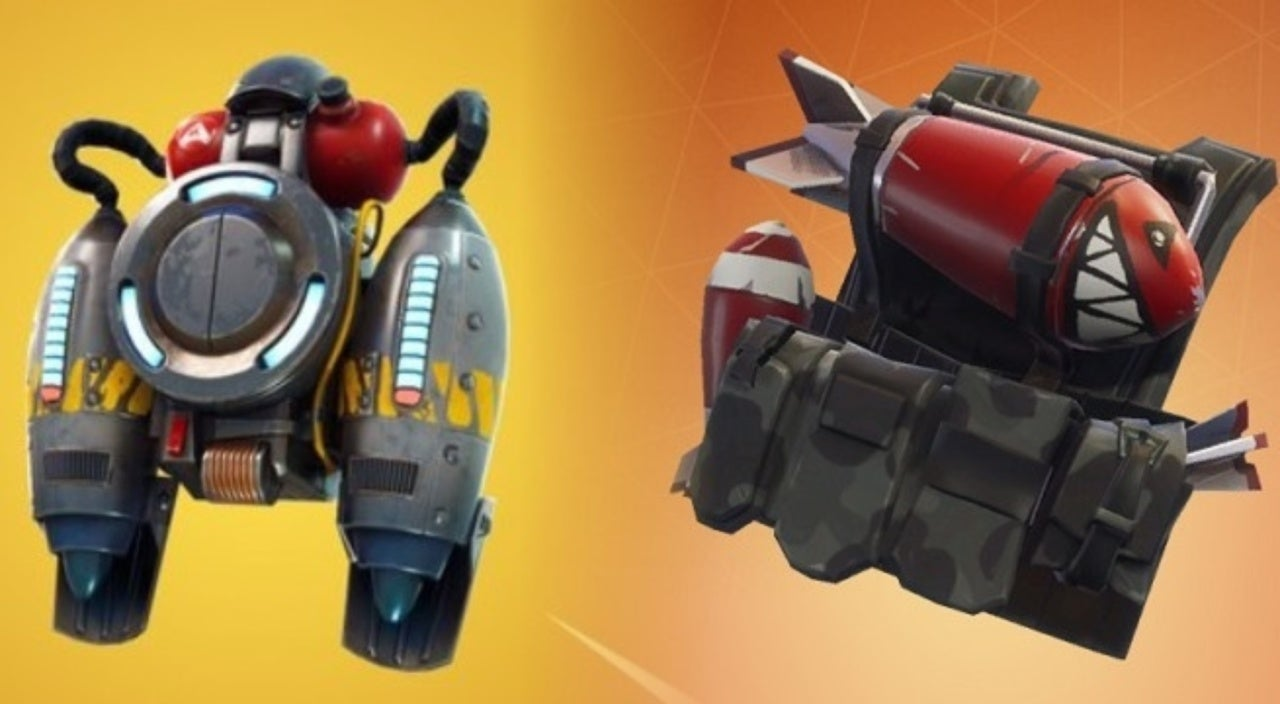 Fortnite Jetpacks And Backpacks Explained It is an item used in your inventory which helps you fly around in the air for a while to escape or get closer to enemies. fortnite jetpacks and backpacks explained