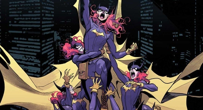 batgirl 23 review
