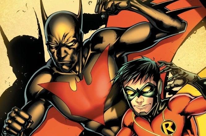 batman beyond robin header