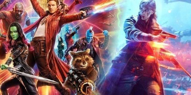 Battlefield V Guardians of the Galaxy