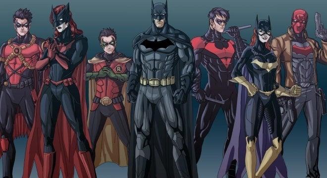batwoman batfamily