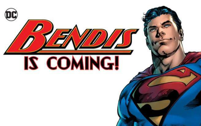 Bendis Man of Steel - Icon