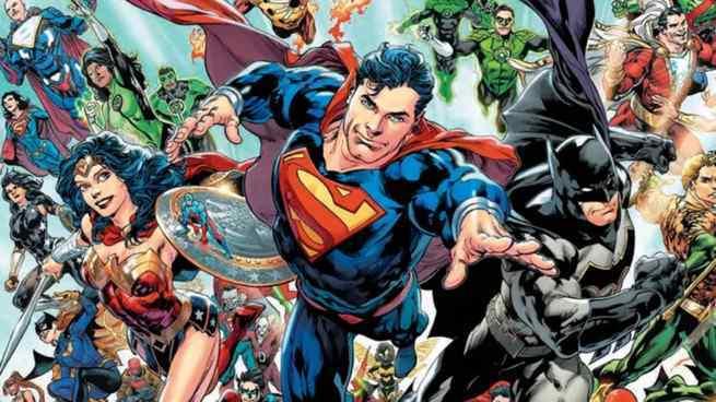 Bendis Man of Steel - Superhero Team Up