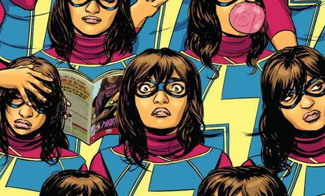 Best Ms Marvel Stories Kamala - Army of One