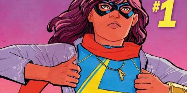 Best Ms Marvel Stories Kamala - Cover