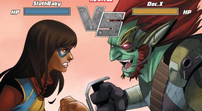 Best Ms Marvel Stories Kamala - Damage Per Second