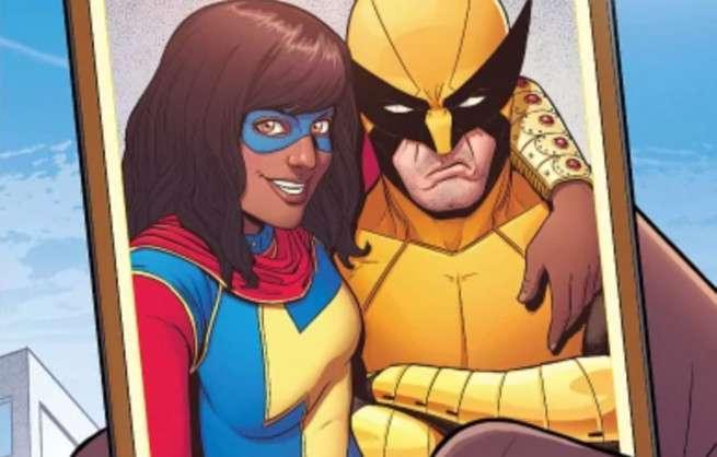 Best Ms Marvel Stories Kamala - Healing Factor