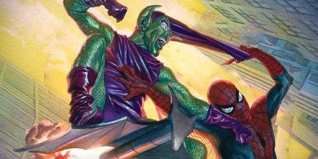 Best Spider-Man Green Goblin Fights - Cover