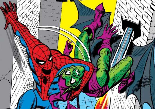 Best Spider-Man Green Goblin Fights - Drug Issue