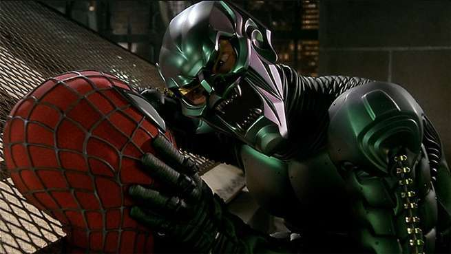 Best Spider-Man Green Goblin Fights - The Movie