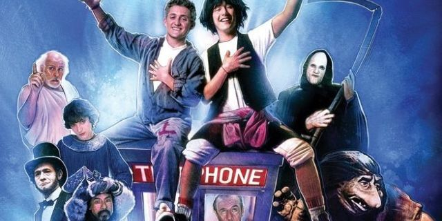 'Bill and Ted 3' Star Gives Filming Update