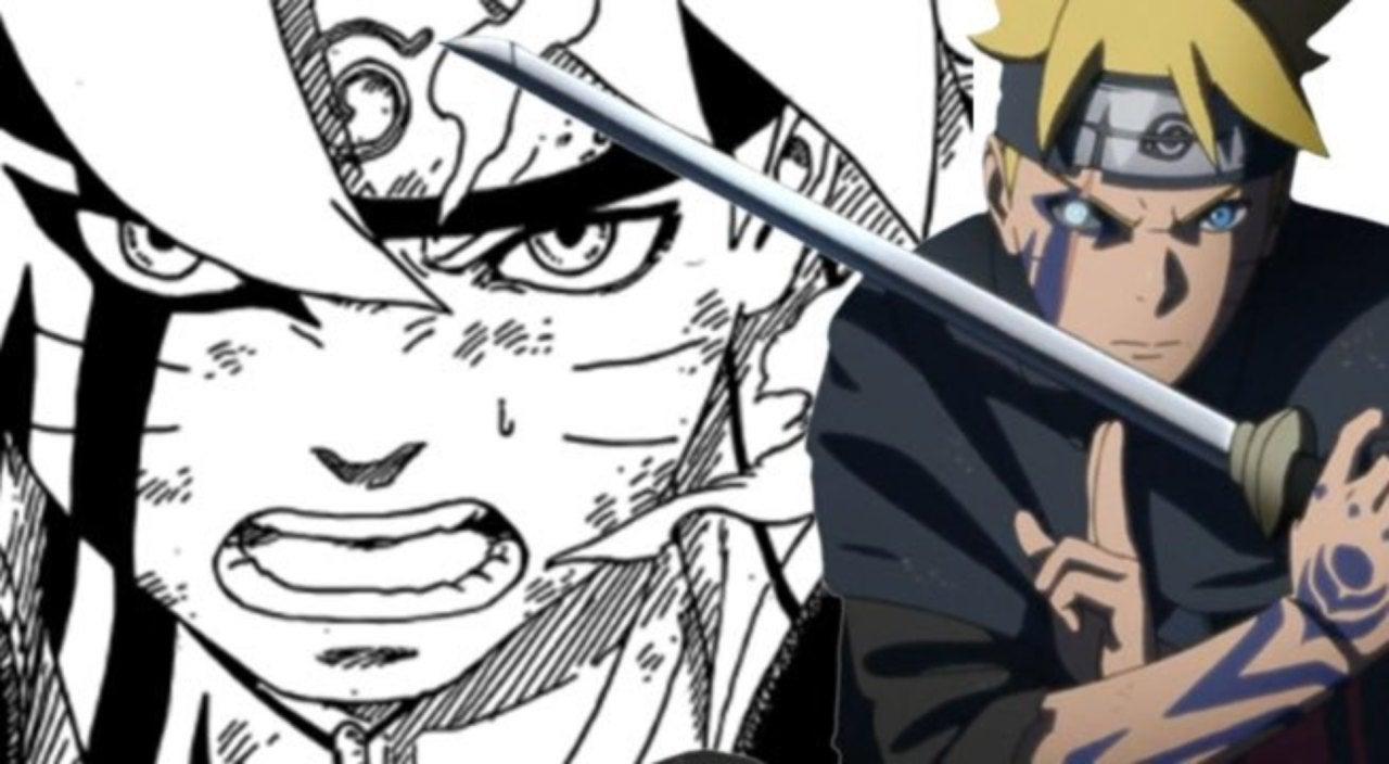 Naruto Finally Unlocks Boruto S Curse Mark And Its Power