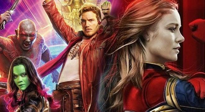 captain marvel fanart guardians of the galaxy