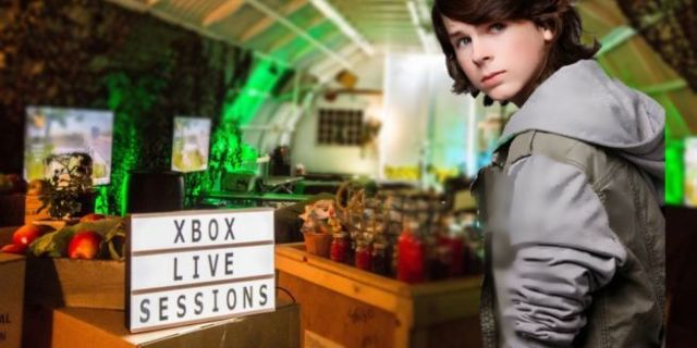 Chandler Riggs Xbox