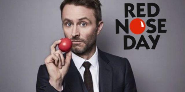 Chris Hardwick Red Nose Day