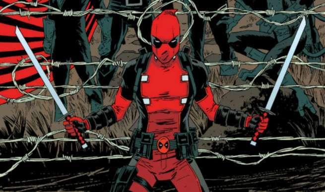 Comics To Read Deadpool 2 - Cover