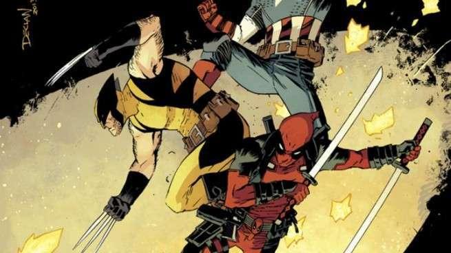Comics To Read Deadpool 2 - Declan Shalvey