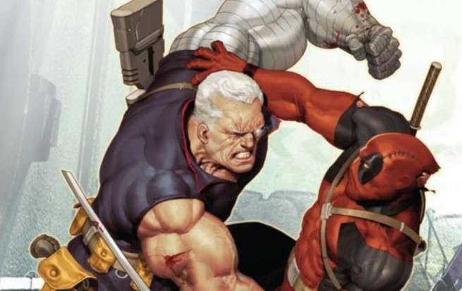 Comics To Read Deadpool 2 - Messiah War
