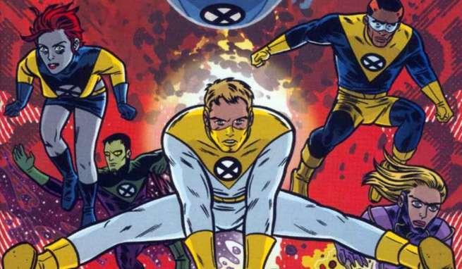Comics To Read Deadpool 2 - X-Statix