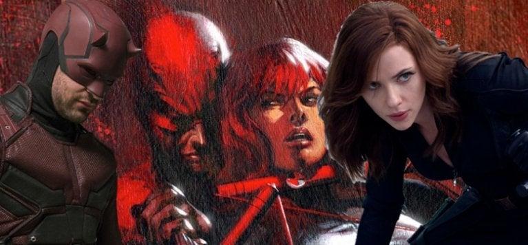 Daredevil Black Widow MCU comicbookcom