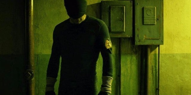 Daredevil Season 3 Black Suit Costume
