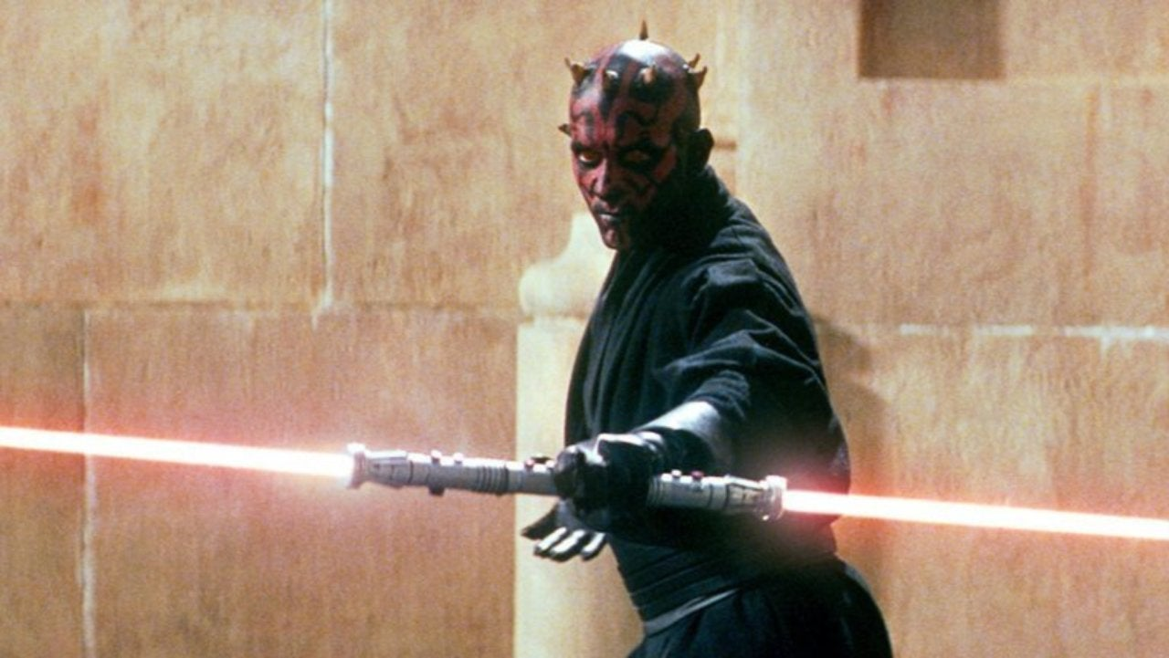 Star Wars: Ray Park Returning as Darth Maul for 'The Clone Wars'