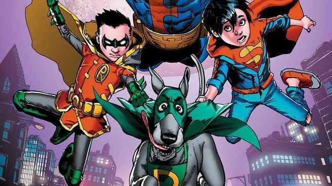 DC Comics Hanna Barbera Ranking - Cover