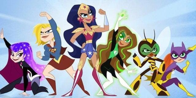 39 DC Superhero Girls 39 Reboot From