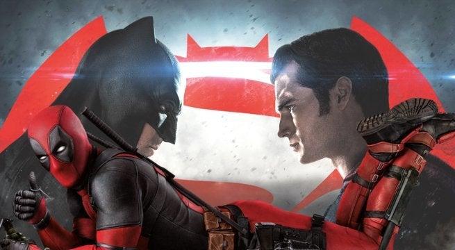 Deadpool 2 Batman v Superman Martha Moment