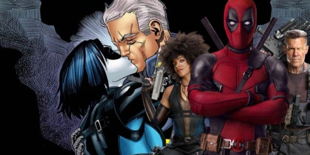 Deadpool 2 Cable Domino X-Force comicbookcom