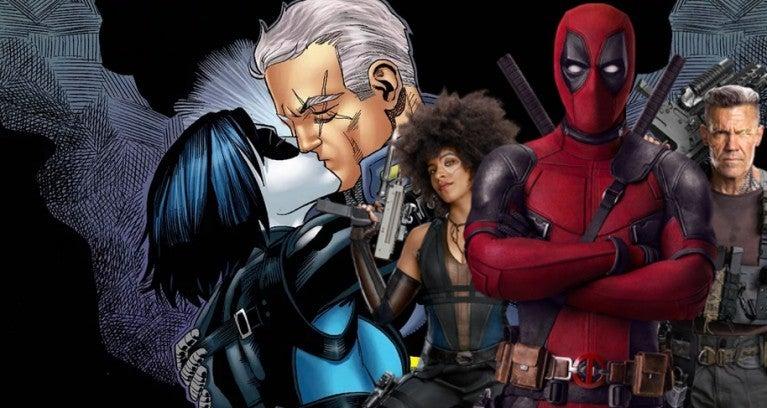 Deadpool 2 Cable Domino X-Force comicbookcom