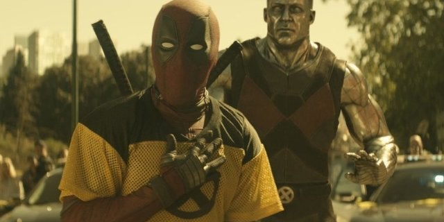 Deadpool 2 Cinemascore