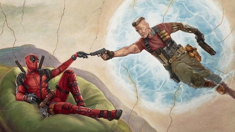 Deadpool 2 Deadpool Cable