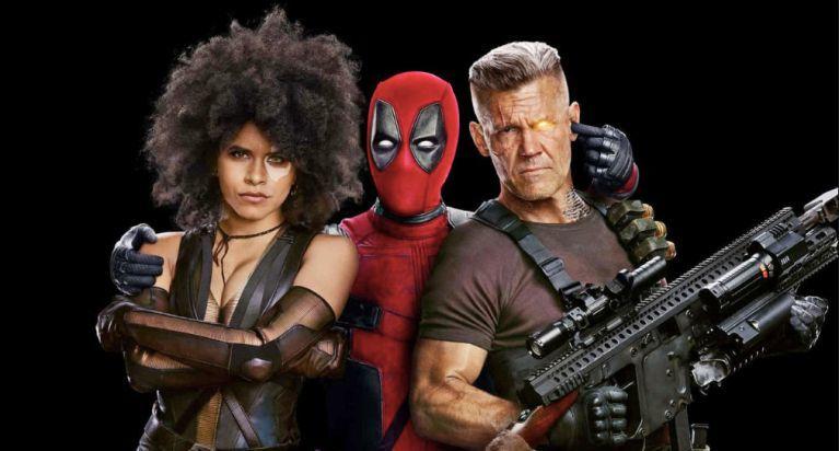 Deadpool 2 Deadpool Cable Domino