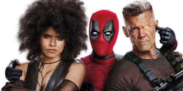 Deadpool 2 International Box Office