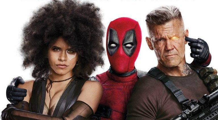 Deadpool 2 International Box Office
