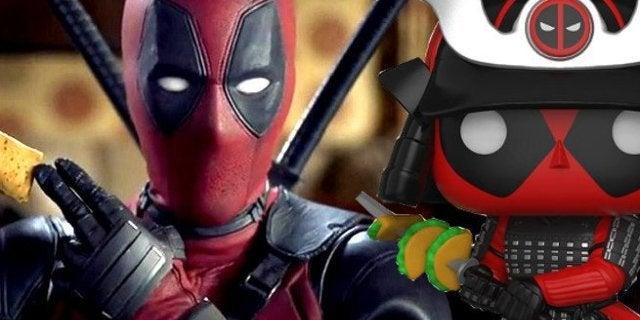 Deadpool 2 Pop