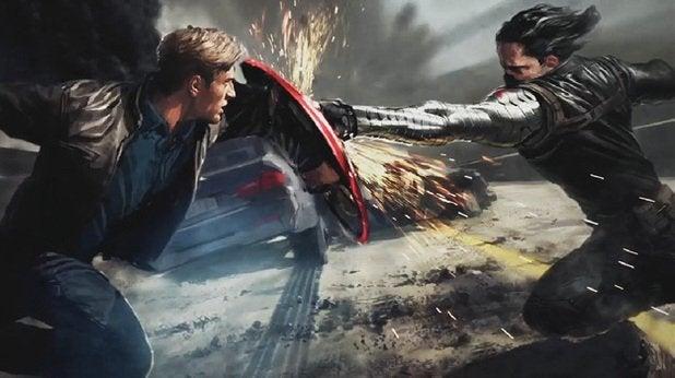 Deadpool 2 Winter Soldier Arm Joke