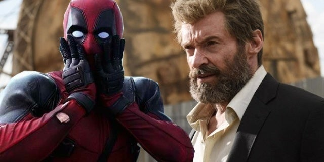 deadpool 2 wolverine logan