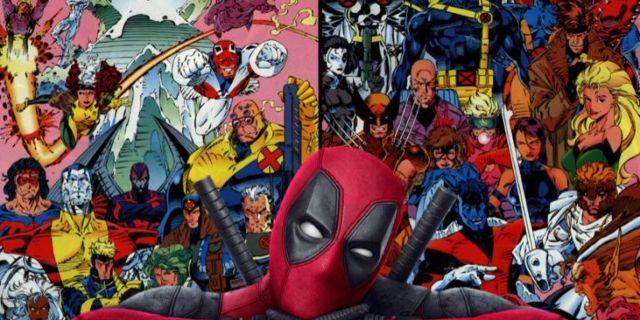 Deadpool 2 X-Men comicbookcom