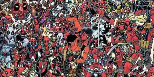 Deadpool 300 Duggan - Cover